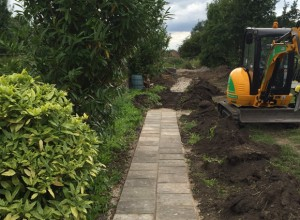 Patio & Landscaping, North Yorkshire by Acura Build