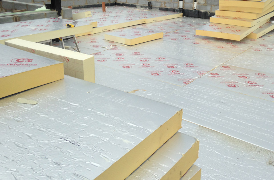 Home Insulation by Acura Build