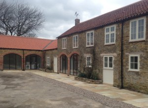 Coach House Cottages, Gilling East by Acura Build